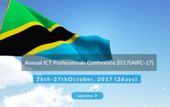 Kongamano la teknolojia ya Habari na Mawasiliano (ICT) kufanyika Oktoba 26 na 27 jijini Dar Es Salaam