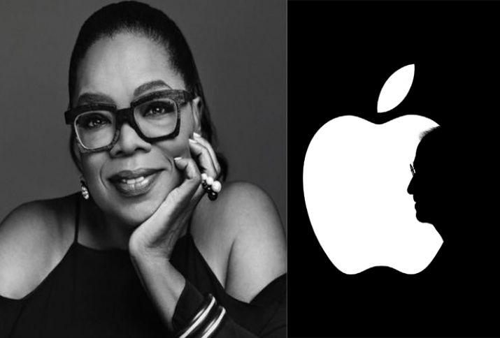 Apple na Oprah kufanya kazi
