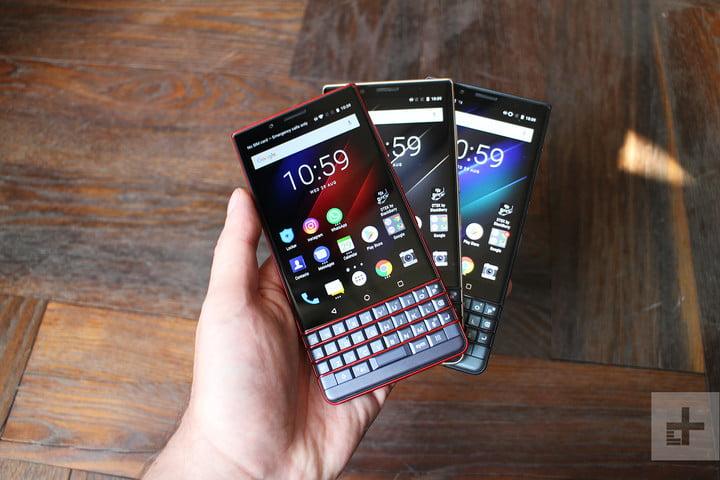 pacha wa BlackBerry Key 2