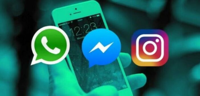 whatsapp facebook messenger instagram