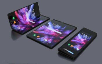 Xiaomi simu ya mkunjo wa display