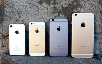 iPhone refurbished