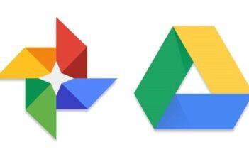 google photos na google drive