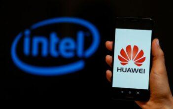 Intel waitetea Huawei