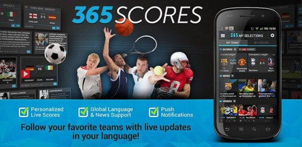 Kwanini Upakue Programu ya 365Scores?