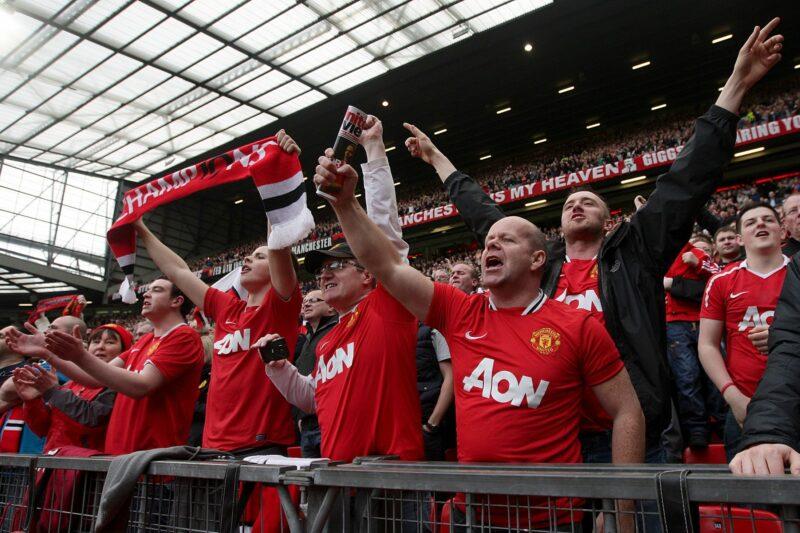 Manchester United: i-Pad, Marufuku!