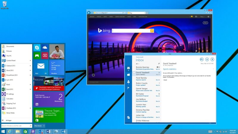 Windows 10 inatumika katika Vifaa Milioni 300, Kuipata BURE mwisho Julai