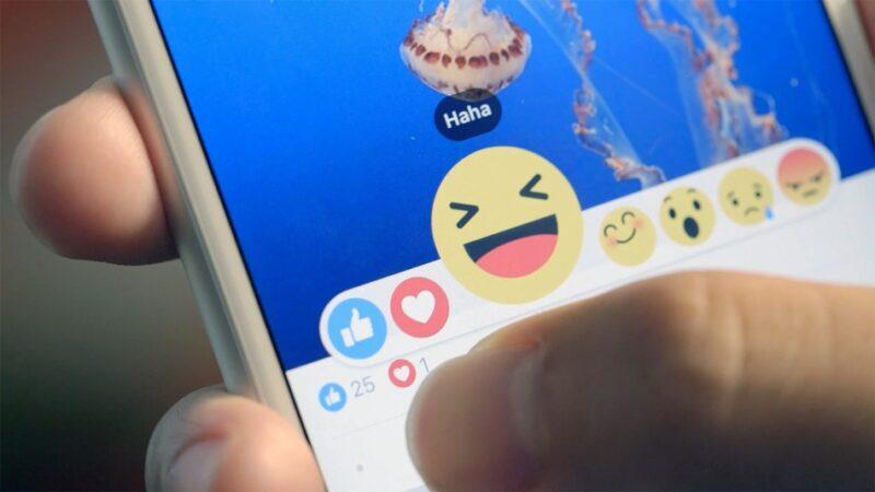 Facebook reactions Facebook emoji