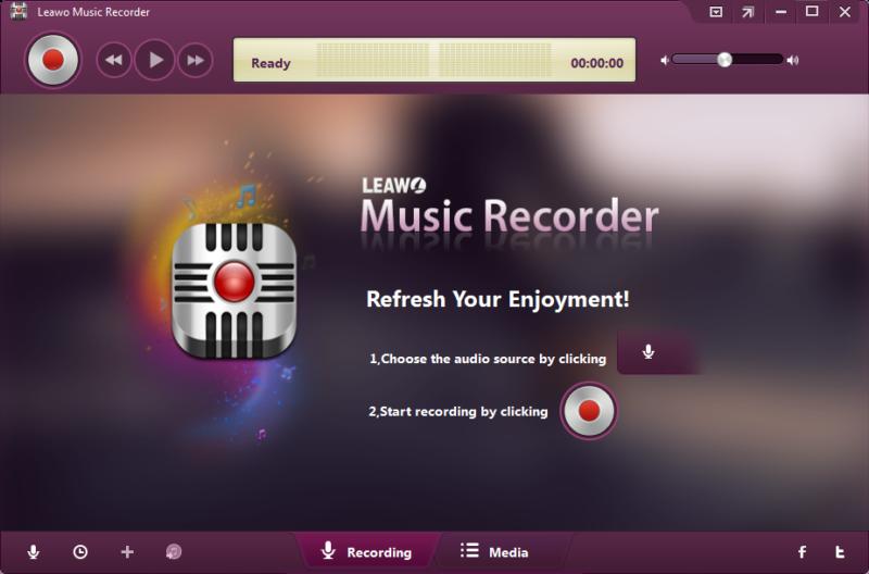 Leawo Music Recorder: Rekodi muziki na sauti kwenye Kompyuta kwa Urahisi!