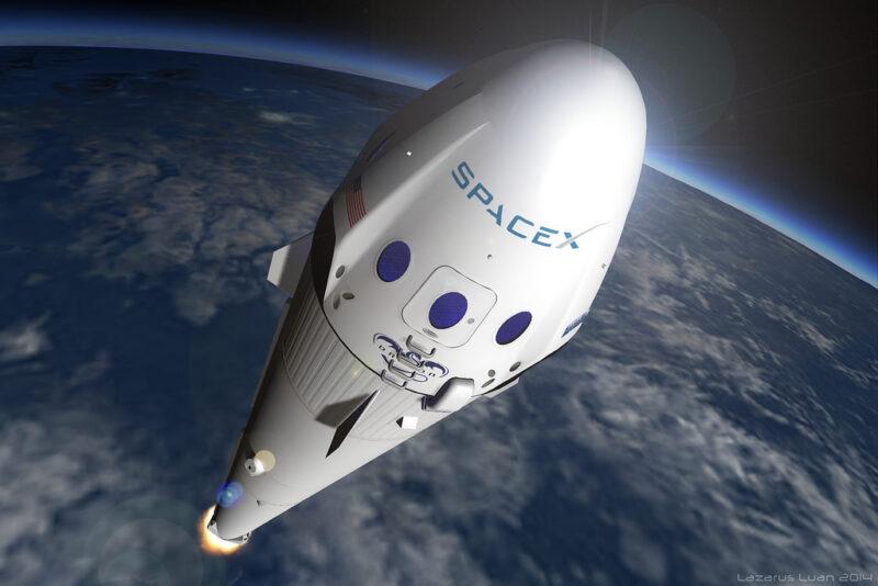 Space X yafanikiwa kutua roketi katika Meli tena.