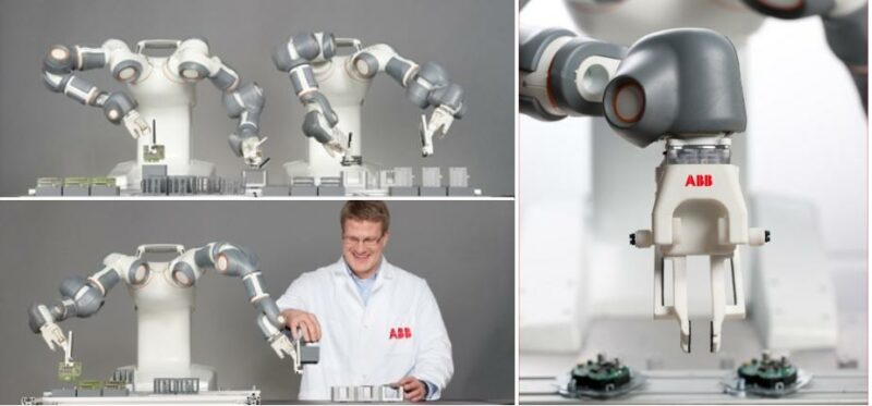 zachukuliwa na roboti