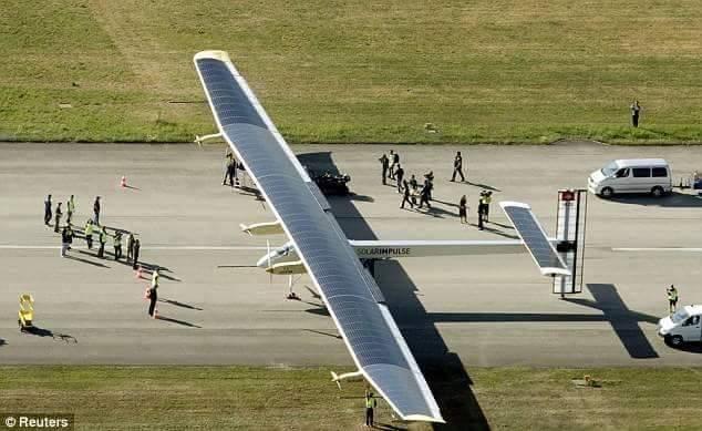 Solar Impulse 2 yafanikisha safari yake kuvuka Antlantiki