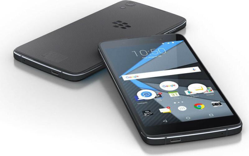DTEK50: BlackBerry waja na Simu iliyo juu zaidi Kiusalama Duniani