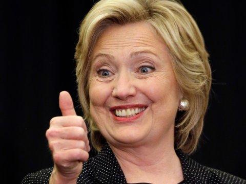 Hillary Clinton akamata fursa ktk gemu la Pokémon Go
