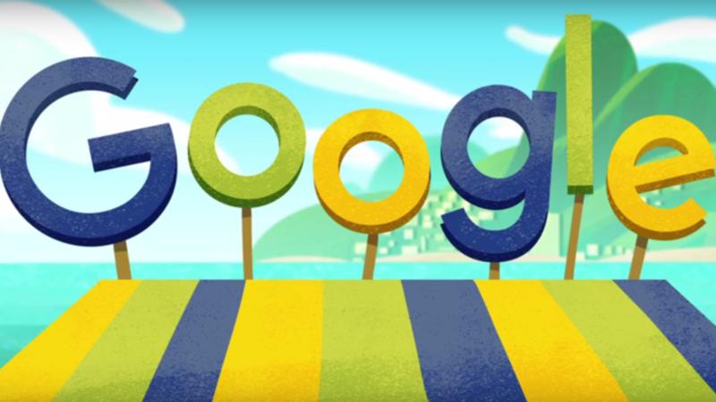 Shiriki Olimpiki ndogo iliyoanzishwa na Google! #Gemu