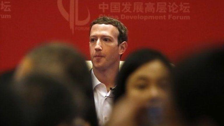 Facebook watengeneza programu ya kuwachunguza watumiaji nchini China