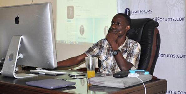 Mkurugenzi wa Jamii Forums ashikiliwa polisi!