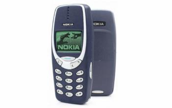 Simu ya Nokia 3310