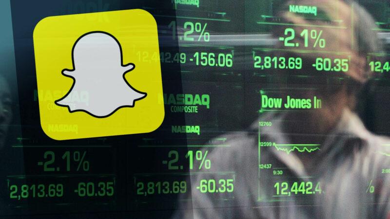 Dola Bilioni 24! Snapchat yazidi kujidhatiti katika soko la hisa