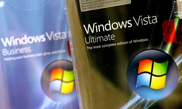 kusitishwa-kwa-windows-vista