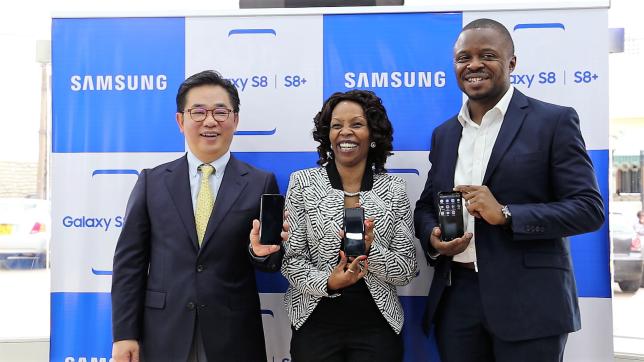 Samsung yazinduliwa rasmi kwa nchi za Afrika nchini Kenya