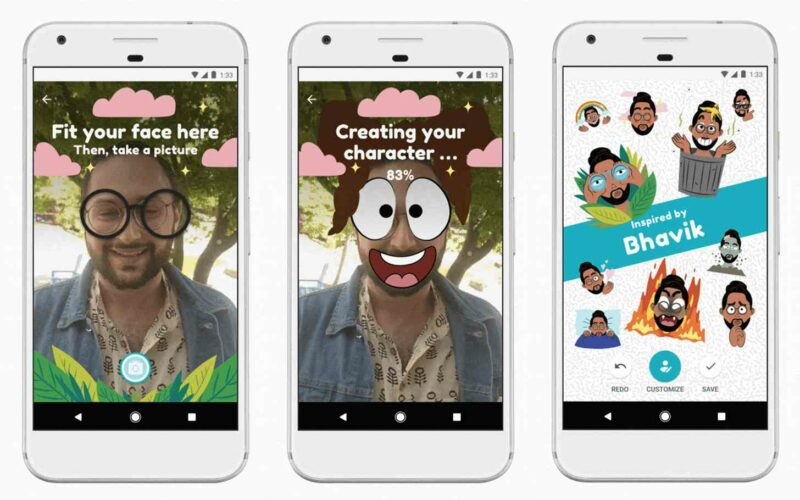 Piga Selfie Na Itumie Kama Emoji Na App Ya Allo!