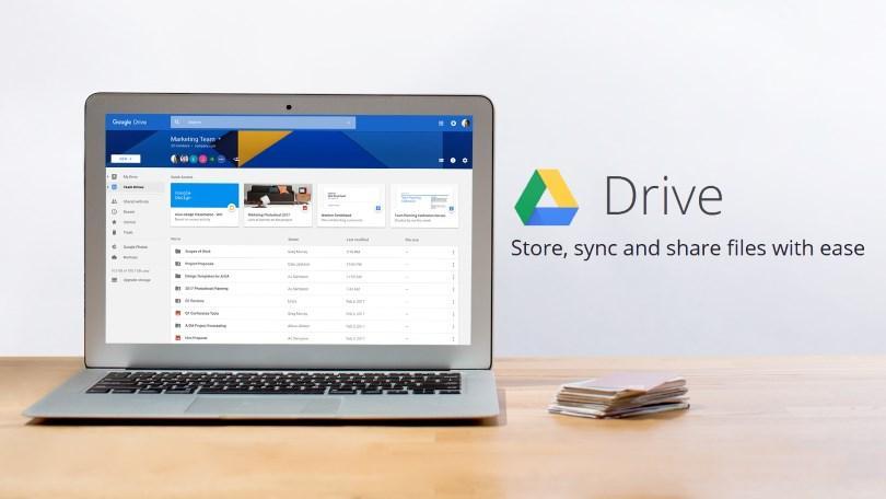 Utaweza Kubackup Kompyuta Nzima kupitia Google Drive