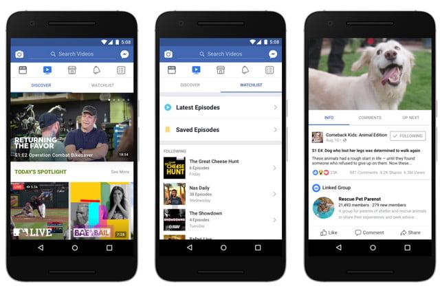 WATCH: Facebook yaanza kutoa huduma mpya ya video
