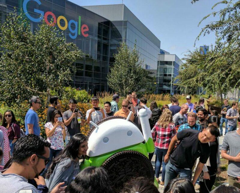 Rasmi: Android O, sasa ni Android 8.0 Oreo:-)