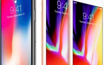 simu ya iPhone X iPhone 8 na 8 Plus
