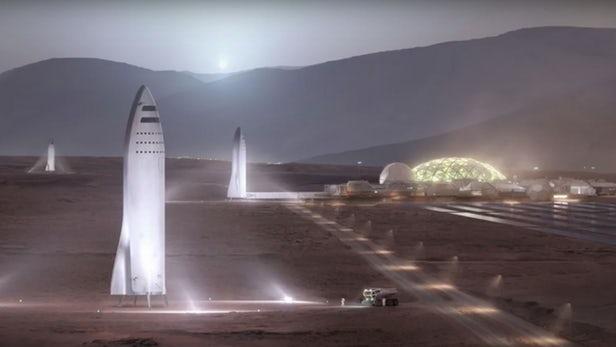 Elon Musk: Nenda kokote duniani ndani ya lisaa, usafiri kwenda Mirihi (Mars) unakuja