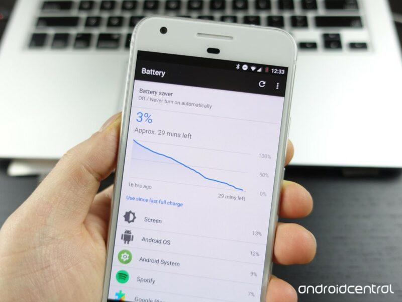 Kipengele cha 'Smart Battery' kwenye simu za Google Pixels