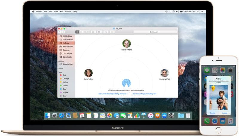 AirDrop ni nini? Ifahamu njia ya kutuma mafaili kwa haraka kwa watumiaji wa iOS na MacOS
