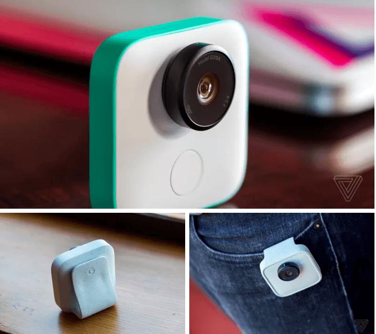Google Clips: Kikamera janja kiduchu kinachojiendesha chenyewe