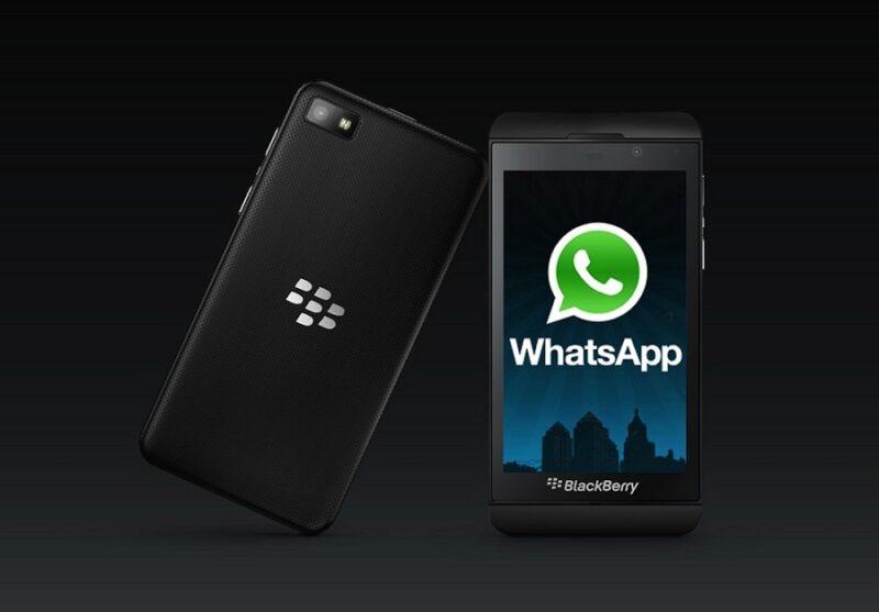 Wiki mbili za ziada kwa watumiaji wa WhatsApp kwenye Blackberry 10 OS