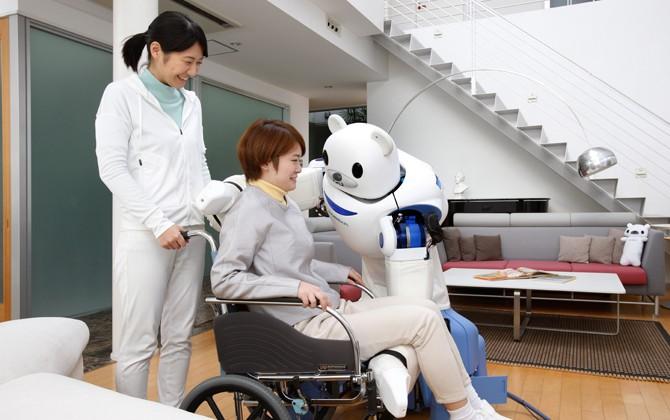 roboti-kutumika-kuwahudumia-wazee-nchini-japani