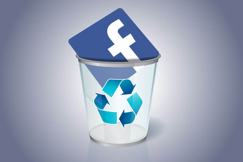futa akaunti facebook