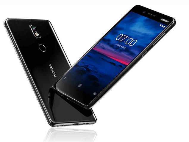 toleo la Nokia 7