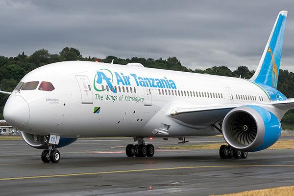 Ijue ndege ya Boeing 787-8 Dreamliner