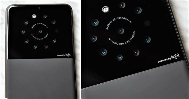 Ukuaji wa teknolojia katika kamera za kwenye simu