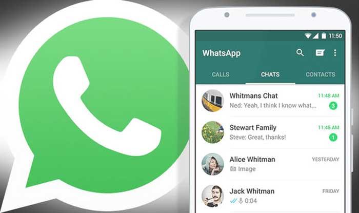 Muda wa jumla kwa watumiaji wa WhatsApp
