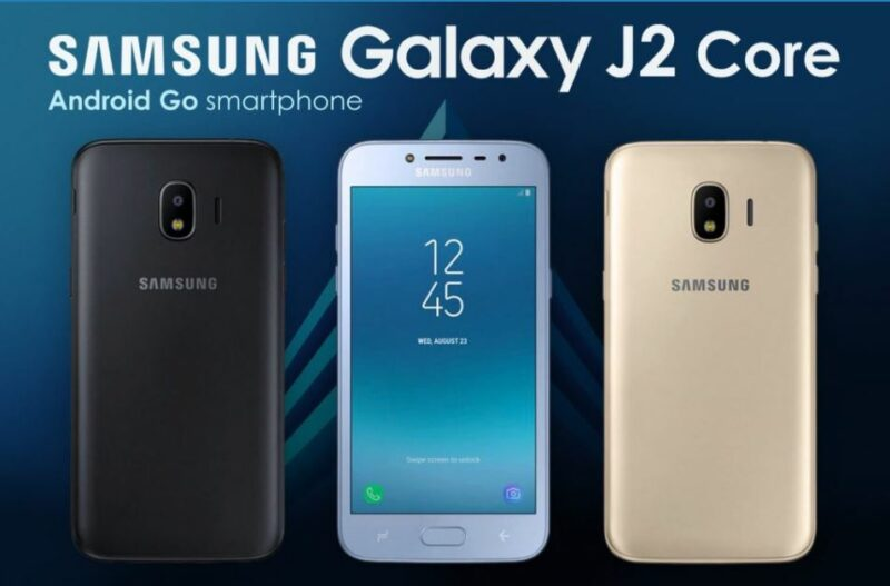 samsung-j2-core-na-android-go