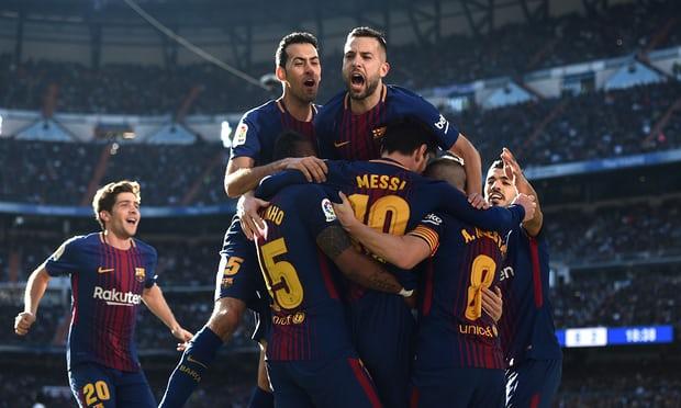 Mechi za La Liga