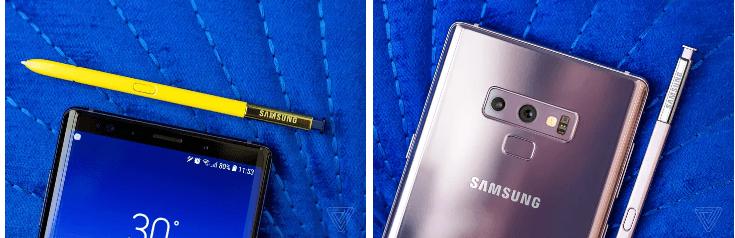 Uzinduzi wa Samsung Galaxy Note 9