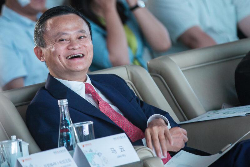 Tajiri wa Alibaba kujiuzulu nafasi yake