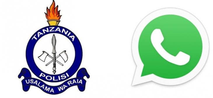 Polisi Tanzania wasogeza jicho WhatsApp