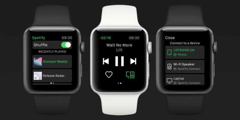 Spotify na app mpya kwa ajili ya Apple