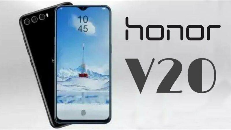 Unajua undani wa Honor V20?