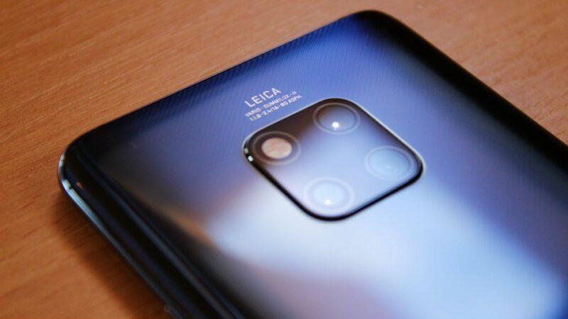 Sasisho muhimu kwa Huawei Mate 20 Pro