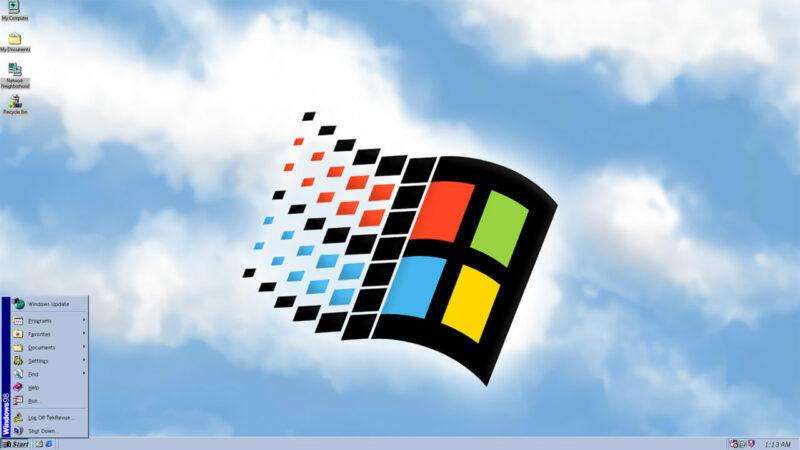 Umemiss Windows 95? Unaweza kutumia Windows 95 ndani ya Windows 10, MacOS au Linux